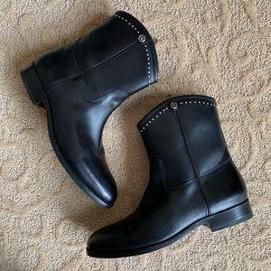 NWOB Frye Melissa Stud Short Boot